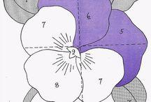 desenhos e apliques / by Esmeraldo Esmeraldo