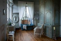 Bathroom Ideas / by Kate Wheeler (Savour Fare)