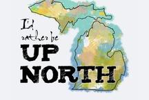 Favorite Places & Spaces / Up North / by Debbie DeKarske Harris