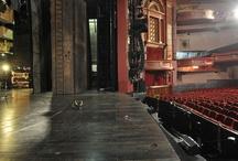 LS Theatre Locations / by Location Scotland