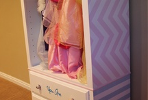 Playroom Ideas / Ideas for Madelynn and Olivia's awesome basement playroom / by Lindsay Young