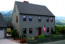 Saltbox & Other Olde Houses / by Tammy Reynolds-Rice