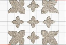 Parisian Path / Inspiration for our French style Carpet Stencil. / by Vecco