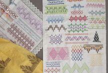 Swedish weaving / Kathy Dillon tarafından