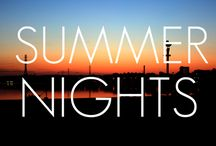 Summer Days and Nights / Make the most of your summer with the fun ideas pinned here!  Fashion, games, food, all the best parts of summer are here! / by Military Spouses