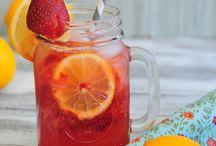Refreshing Drinks / by Kelly Reigert