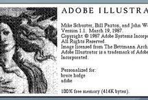 Adobe Illustrator / by Thomas Benner