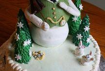 Cake Inspirations / by Jennifer H