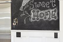 Chalkboards / by Tiffany Adams