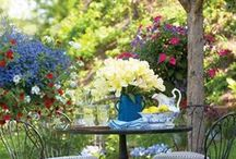 Outdoor Style / by Mary @ At Home on the Bay