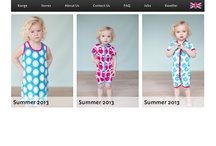 Maxomorra / Colourful clothes for kids - swedish brand started 2008 / by Malin Liden