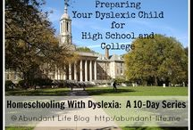 Dyslexia / by Lori McDaniel