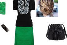 {Fashion.Work} / by Kyra Johanna