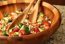Main Dish Salads / by Jessica Clark