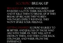 Scorpio / by Ashley Guarino
