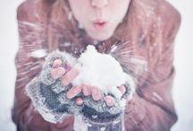 SNOW / by Megan Colborn