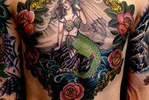 Tattoos / by Kim Austin