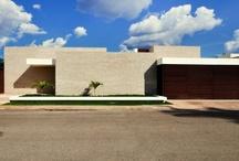 Fachadas de Residencias / by Paulo Padilha Arquiteto