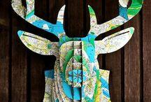 Craft Ideas / by Ashley Scrimger