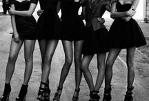 The Little Black Dress / by Roz Pactor