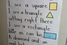 Kindergarten Poems / by Rachel Carter