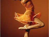 Beautiful Ballet . . . / by Tori-Lynn Carson