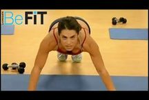 Jillian Michaels Workouts! / by Dian :)