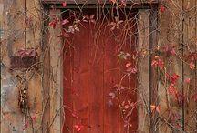 Doors, windows, portals / by Susan Herman