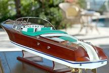Model boats  / Models of boats and ships / by David Belsham
