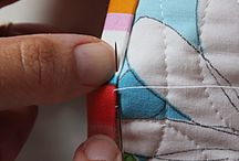 Quilt & Sewing Tutorials / by Karen Ganske