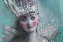 FACES FOR INSPIRATION / by Jeanne Stregles