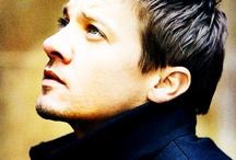 "Jeremy Renner - ""All Jeremy, all the time"" / I LOVE THIS MAN / by bonnietoyourclyde (Holly)"