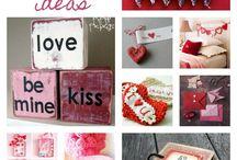 Will you be my Valentine? / by Melinda Mah-Bishop