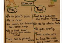 Frog & Toad / by Sarah Coury