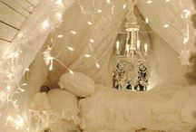 small space decorating/furniture / by Pollywog's Treasures