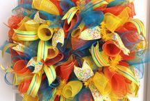 Wreaths / by Diane Minchew