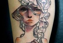 Tattoos / by Kathy Myers