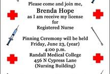 Nursing / by Christina Chacon