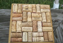 Recycle - wine corks / by Mary Wade
