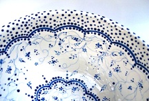Blue & White China / by Nikki Hartline
