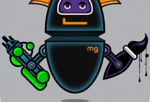 PlayMG Avatar, Ro.bot / Ro.bot is one of the coolest features of the new MG Android mobile gaming system. www.playmg.com / by PlayMG
