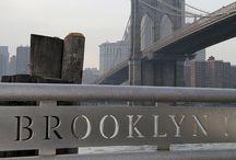 BROOKLYN, NY / by Joan Anderson