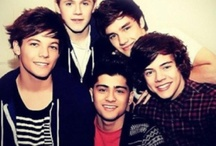 Up All Night for 1D <3 / by Marium Shaikh