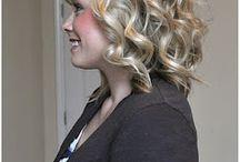 hair / by Kirstin Jean
