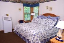 Rooms / by Bay Breeze Resort