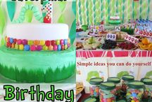 Kidtastic Parties! / Completely Amazing Party Ideas For Children!   / by Fort Magic