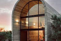 House exterior / Namai  / by HOME INTERIOR DESIGN IDEAS magazine