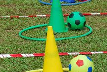 Kid Friendly Games! / by Candi Parker