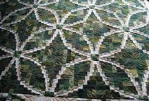 Log cabin quilts / by Jennie Tracy