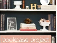 bookshelves / by Tammy Timmons
